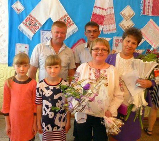 mashlevskaja В Килие прошла персональная выставка женщины-инвалида