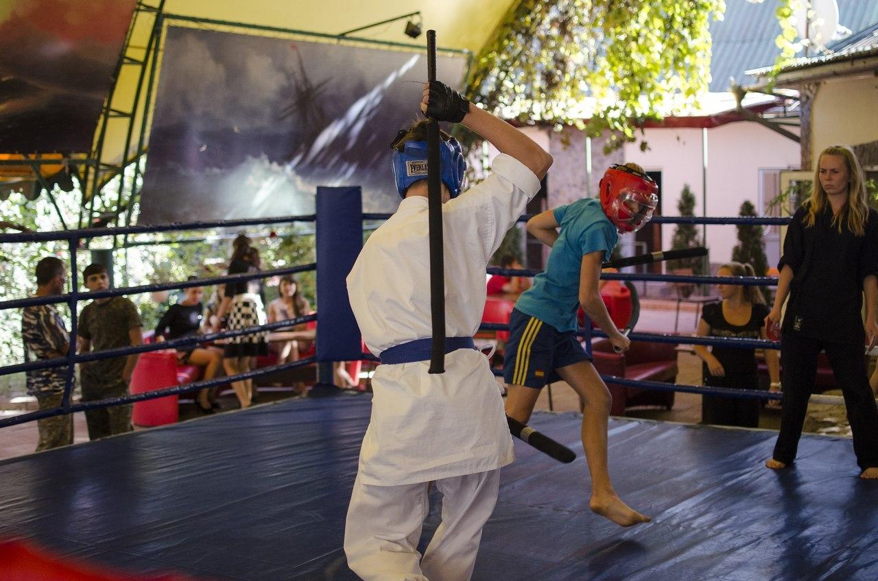 oT3p7YIPcpw В Измаиле собрались настоящие самураи (фото)