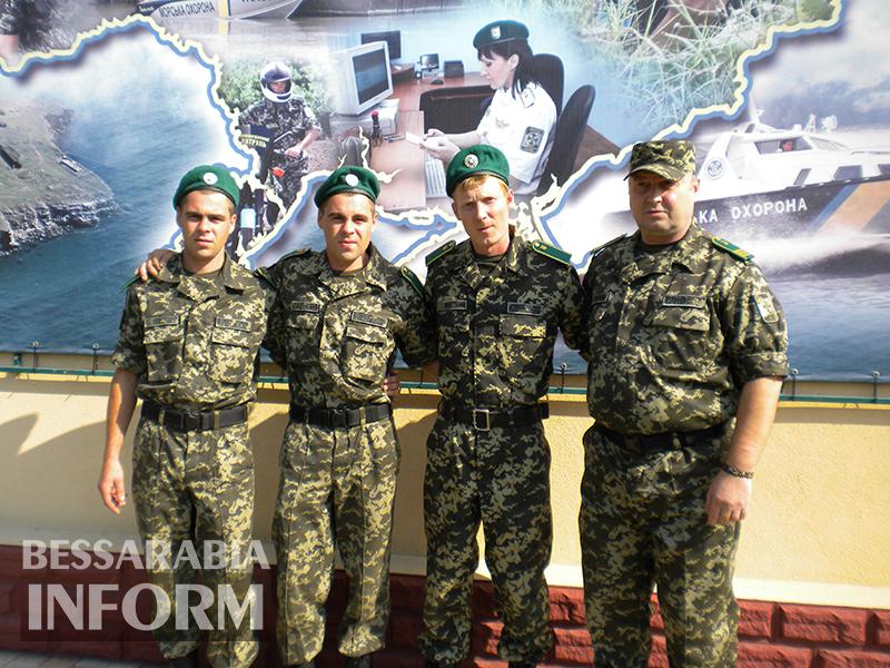 pogranotryad-izmail-1 Измаильский погранотряд: Защищать свою Родину, свои семьи