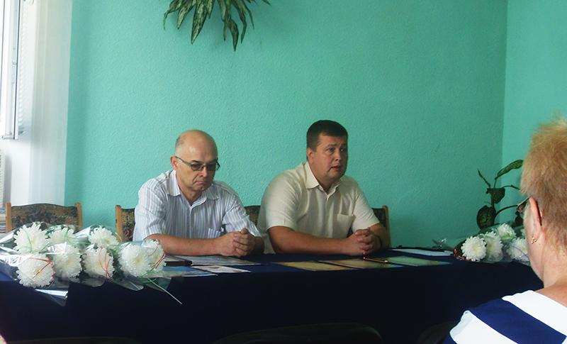 В Рени налоговая поздравляла предпринимателей (фото)
