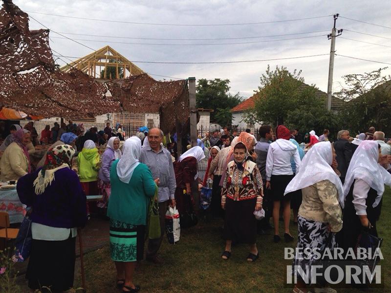 В Вилково старообрядцы отпраздновали Рождество Богородицы(Фото)
