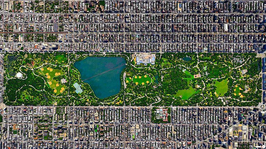 satelliteaerials04 30 удивительных спутниковых фото