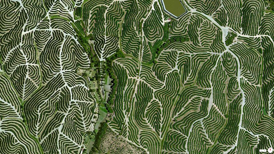 satelliteaerials10 30 удивительных спутниковых фото