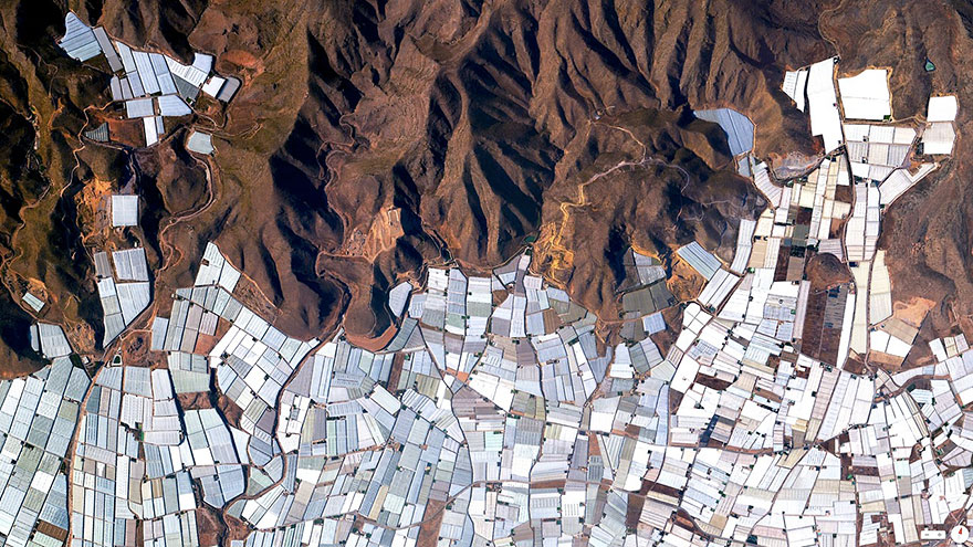 satelliteaerials11 30 удивительных спутниковых фото
