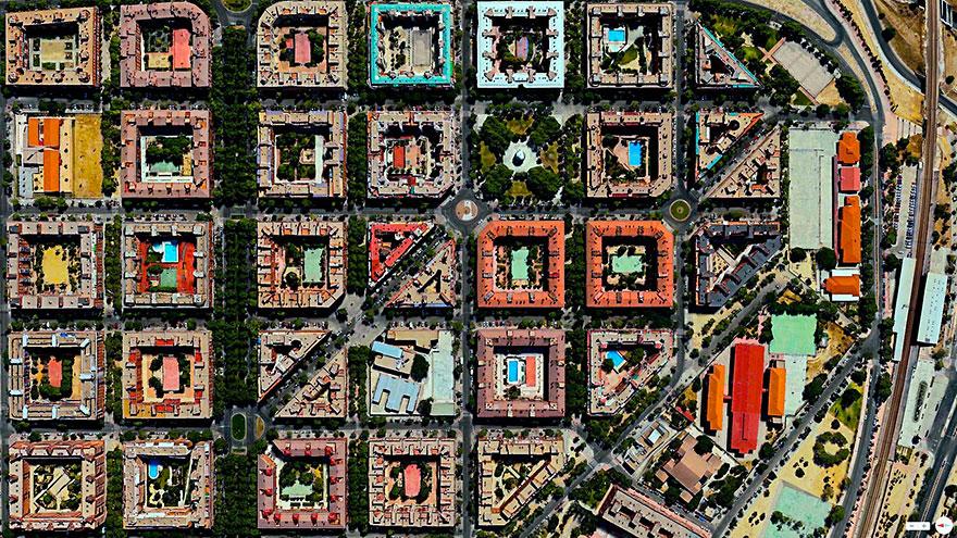 satelliteaerials18 30 удивительных спутниковых фото