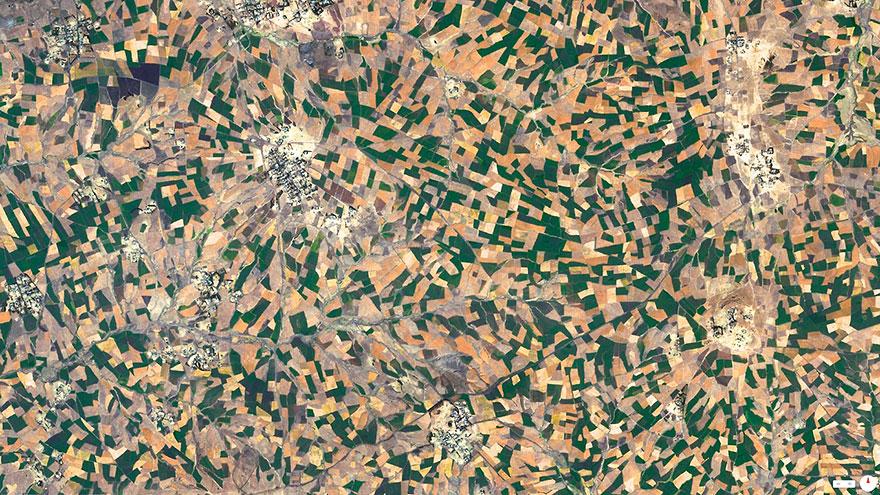 satelliteaerials19 30 удивительных спутниковых фото