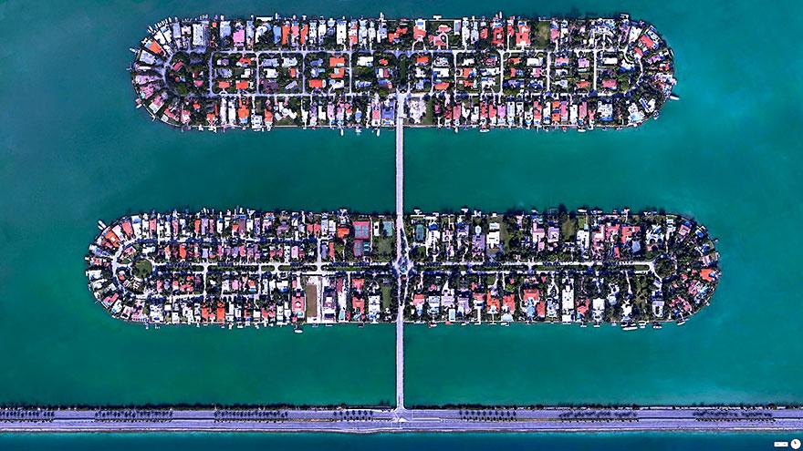 satelliteaerials21 30 удивительных спутниковых фото