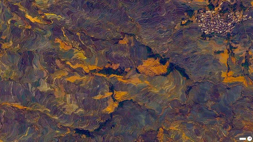 satelliteaerials26 30 удивительных спутниковых фото