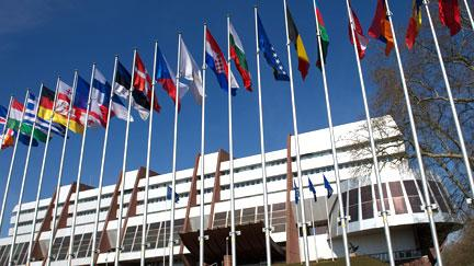 Совет Европы признал присутствие внутрених войск РФ в Украине