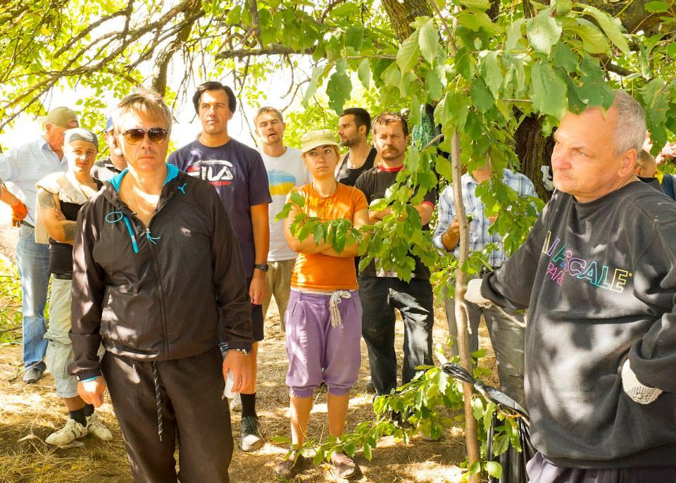 u42FCnC0zGU На границе с Приднестровьем на выходных рыли окопы (фото)