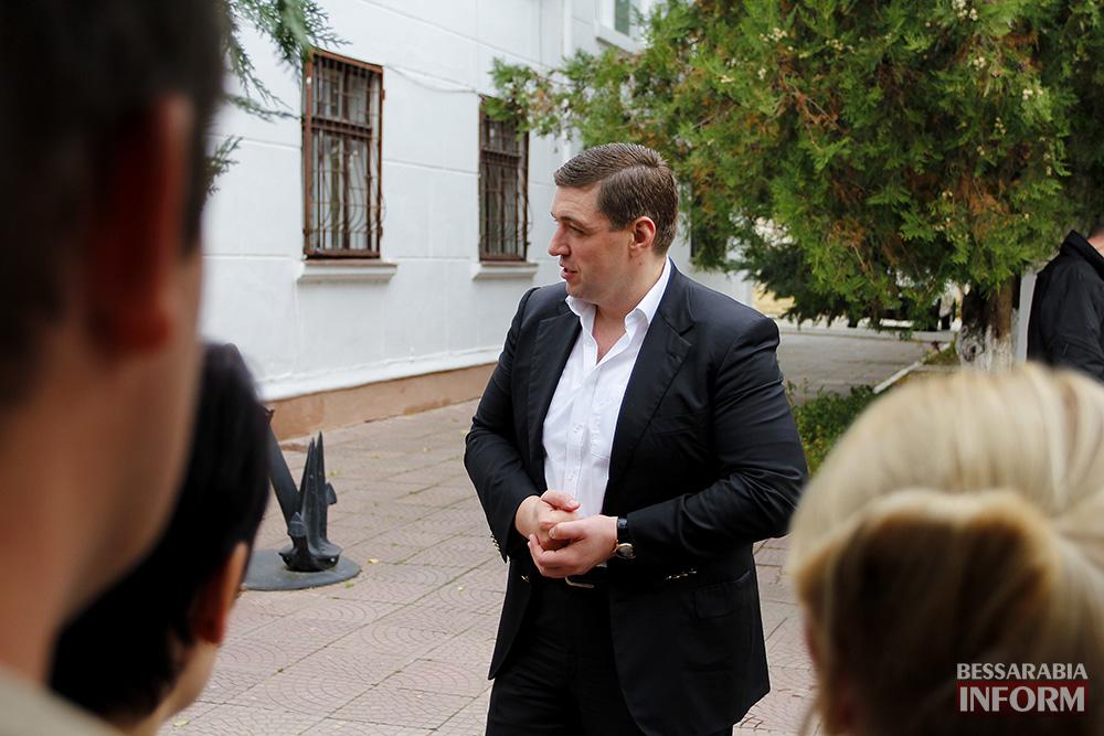 фото14-3 А. Дубовой посетил с рабочей поездкой Ренийский район (фото)