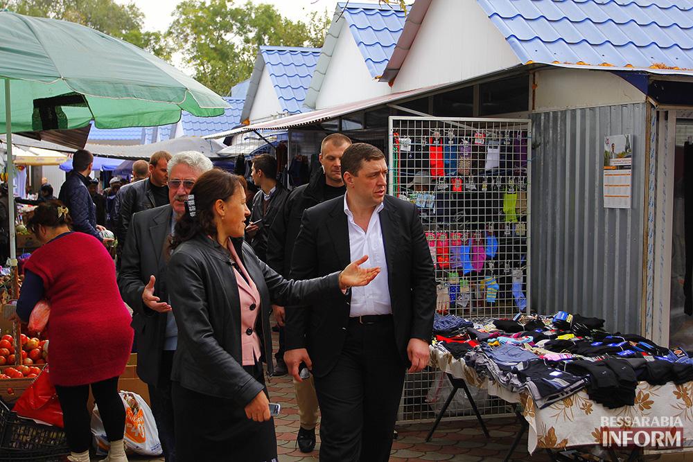 фото27 А. Дубовой посетил с рабочей поездкой Ренийский район (фото)