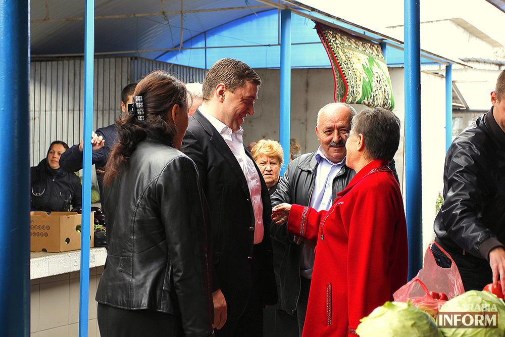 фото30 А. Дубовой посетил с рабочей поездкой Ренийский район (фото)