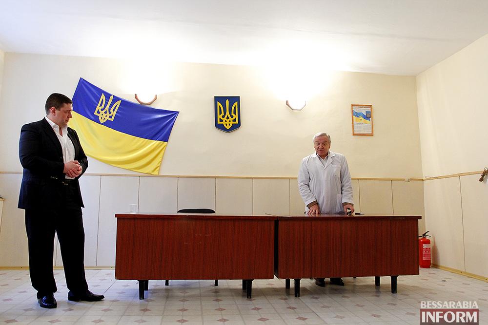 фото35 А. Дубовой посетил с рабочей поездкой Ренийский район (фото)