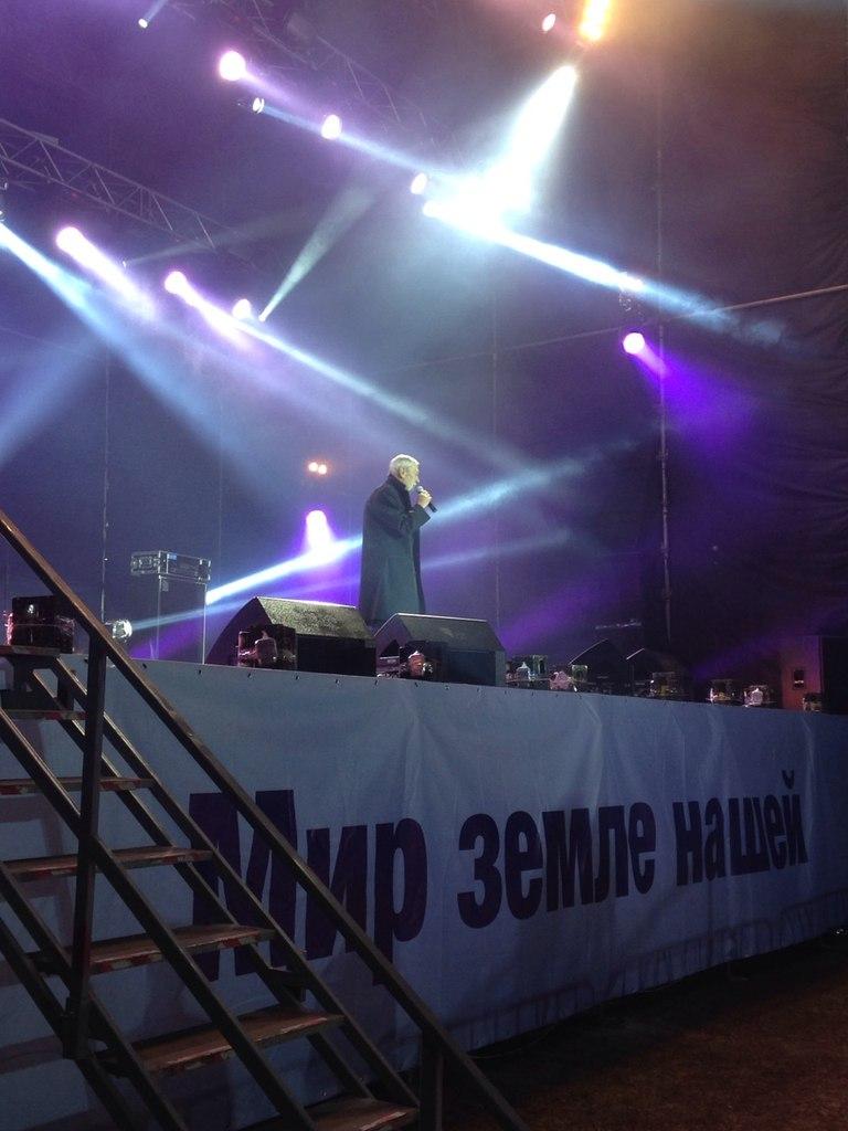 030zTuOJm0c В Измаиле продолжается концерт ради мира (фото)