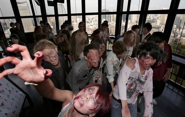 1185547 Страшное веселье. Как в мире празднуют Хэллоуин