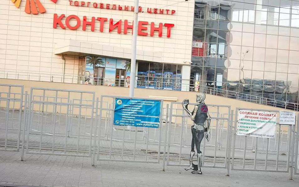 141020_140801_rebelskeleton Донецкий Бэнкси создал серию рисунков о пытках в плену у боевиков