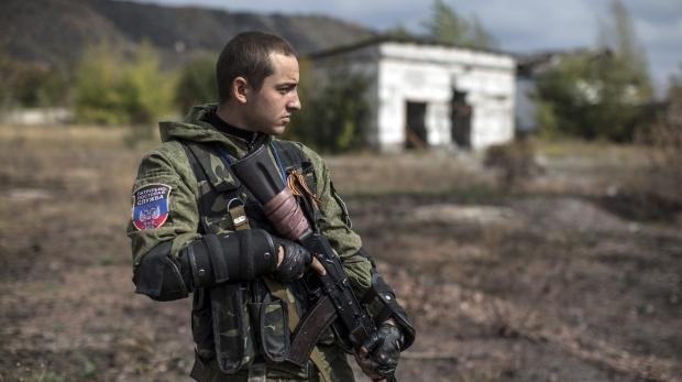 Боевики игнорируют перемирие - СБУ