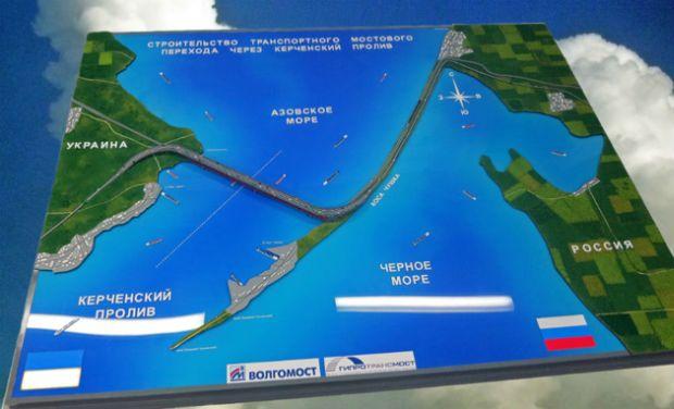 1412171676-1812 Украина отказалась строить с Россией мост через Керченский пролив