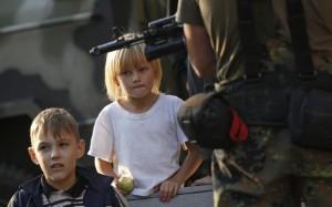 В Украине насчитывается 400 тыс. внутренних переселенцев