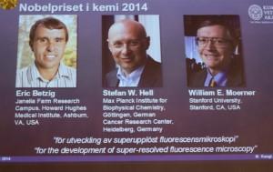 Нобелевскую премию по химии вручили за развитие микроскопии