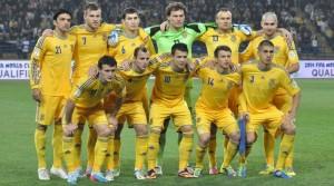 Сборная Украины сегодня сразится с командой Беларуси