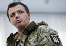 Семенченко рассказал о тяжелых моментах на войне