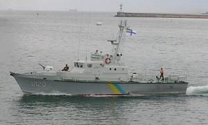 В Азовском море обстреляны два катера Госпогранслужбы