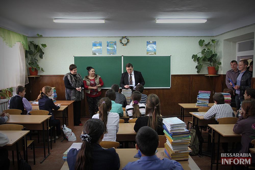 61 А. Дубовой посетил с рабочей поездкой Ренийский район (фото)
