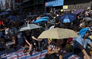 Власти Гонконга и студенты готовы к диалогу