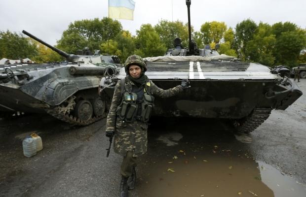 620_400_1412950894-3050 Женщины, которые  воюют (фото)