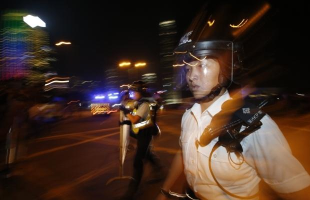 620_400_1413439286-7257 В Гонконге возобновилось противостояние полиции и активистов (фото)