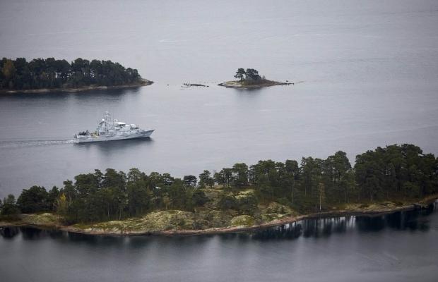 620_400_1413742541-8778 В  Швеции ищут российскую подводную лодку, терпящую бедствие (фото, видео)