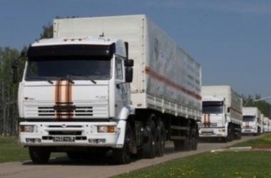 Гуманитарная помощь из Германии приехала в Украину ночью – СНБО