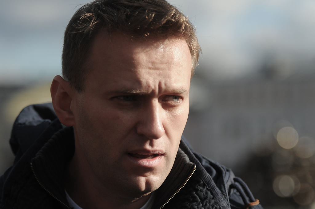 Alexey_Navalny Российский оппозиционер: украинцам не стоит обманываться - Крым останется частью РФ