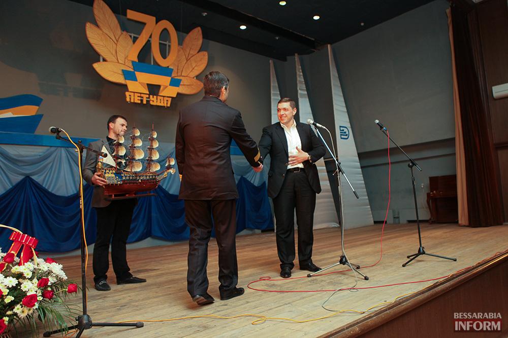 IMG_8359 В УДП продолжается празднование 70-летия (фото, видео)
