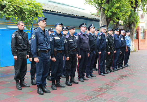 Транспортные правоохранители из Измаила отправились в АТО