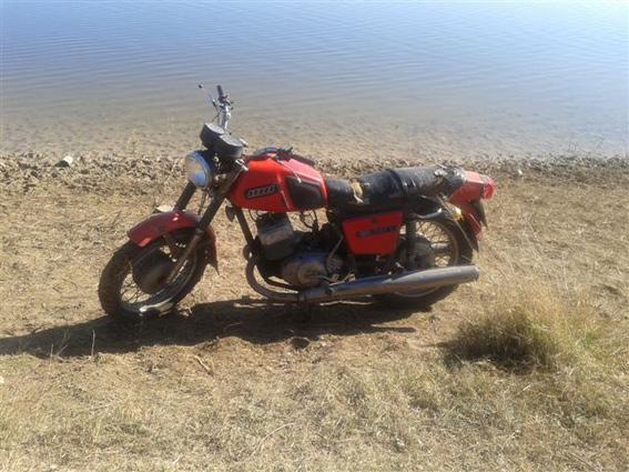В Арцизком районе иностранец украл мотоцикл