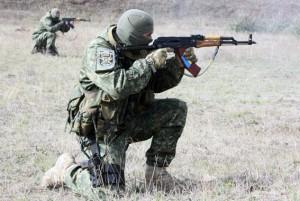 За сутки  боевики 36 раз обстреляли позиции сил АТО