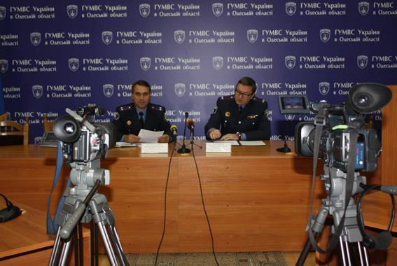 PM846image004 Правоохранители Одесчины обсудили готовность милиции к выборам