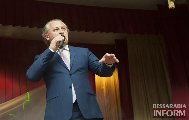В Богатом День учителя отметили с народными артистами Украины (ФОТО + видео)