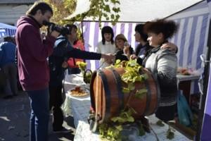 В Болграде прошел винный фестиваль