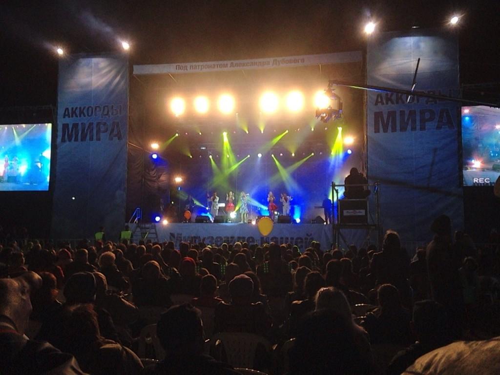 hQs5jK29Xpk-1024x768 В Измаиле продолжается концерт ради мира (фото)