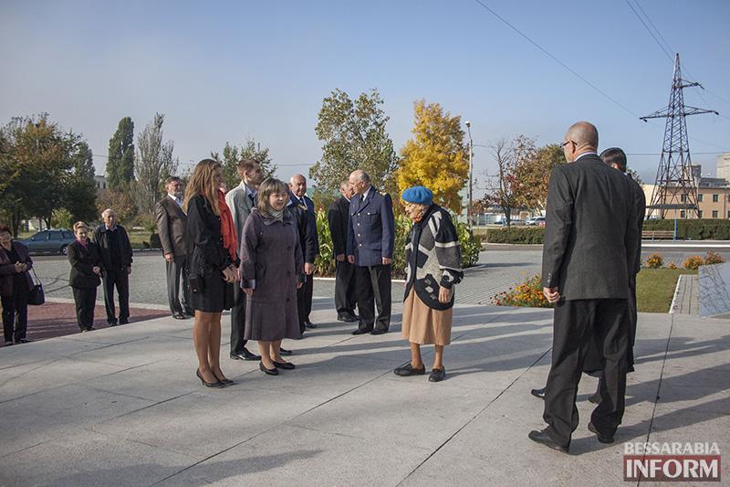 udp-70-let-2 УДП начало праздновать юбилей с возложения цветов (фото)