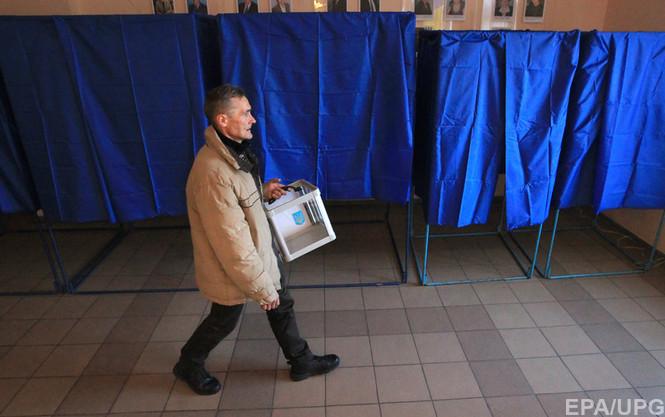 vuboru02014 Как голосовали политики (фото)