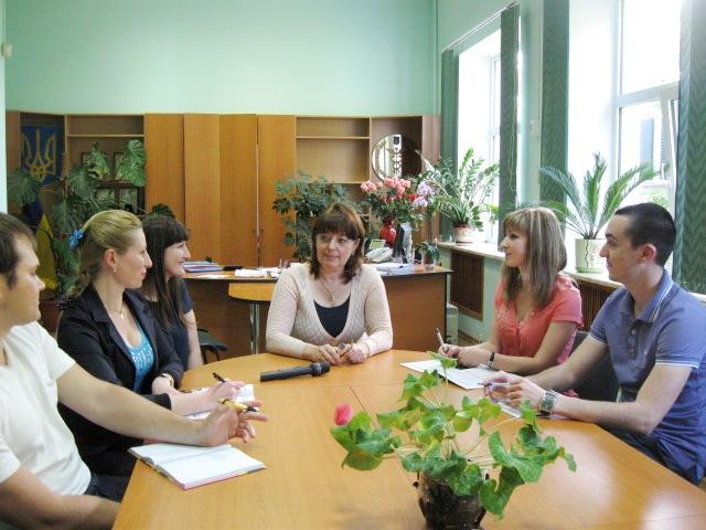 встреча-бизнес В Измаильской ОГНИ прошла встреча с  предприниателями