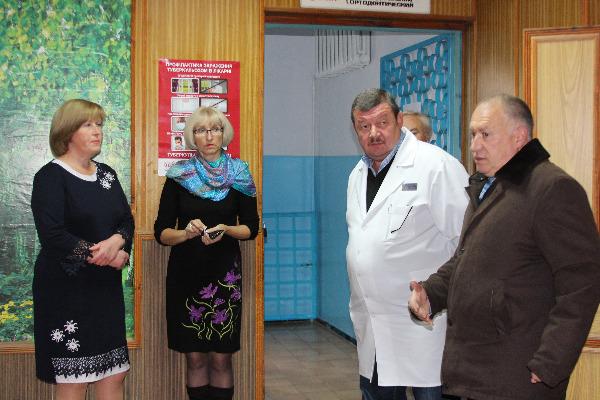 1-1 В Белгороде-Днестровском прошли медико-волонтерские учения (фото)