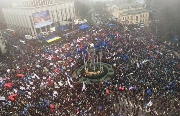 620_400_1416485103-4744 Первая годовщина Евромайдана: как начиналась революция
