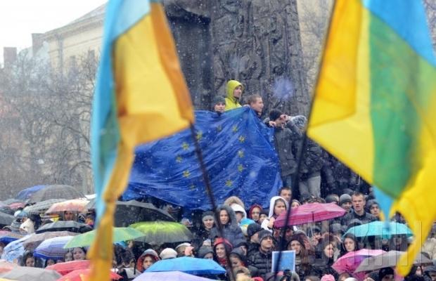 620_400_1416485382-2055 Первая годовщина Евромайдана: как начиналась революция