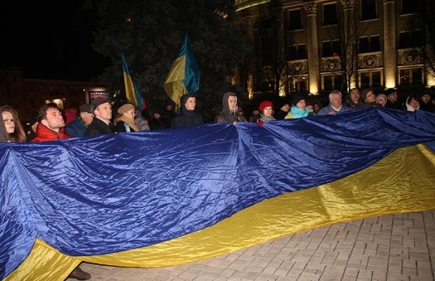 620_400_1416485889-7013 Первая годовщина Евромайдана: как начиналась революция